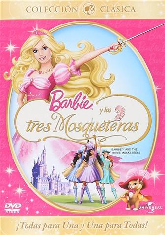 Barbie Y Las Tres Mosqueteras Cex Mx Buy Sell Donate
